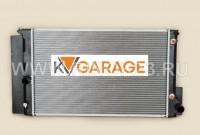 Радиатор охлаждения Toyota Corolla 2006-2013 Краснодар