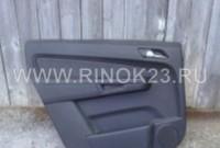 Обшивка двери задней левой Opel Zafira B 2004-2011 Краснодар
