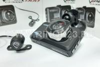 Видеорегистратор с двумя камерами Viper 9000 duo Краснодар