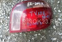 Фонарь стоп сигнал Toyota Vitz (SCP10) Краснодар