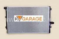 Радиатор охлаждения VW PASSAT B6 2005-2009 Краснодар