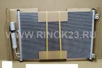 Радиатор кондиционера NISSAN X-TRAIL T31 07- Краснодар