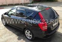 Запчасти KIA Ceed 2007-2012 авто в разборе Краснодар