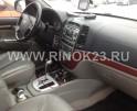 Hyundai Santa Fe 2007 г. дв. 2,2 л. Дизель Внедорожник
