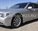 BMW 730 2003 Седан Славянск на Кубани
