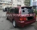 Nissan Bassara 1999 Минивэн Тамань
