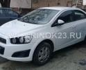 Chevrolet Aveo 2012 Седан Краснодар