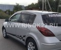Nissan Tiida  2008 Хетчбэк Новокорсунская