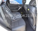 Hyundai Santa Fe 2014 Кроссовер Краснодар
