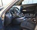 передние седения салона - Nissan Juke 2012 г. бензин 1.6 МКПП