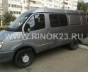 Газель-2705 фургон 2010 г. бензин 2.4 л МКПП Краснодар