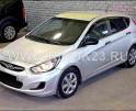 Hyundai Solaris хетчбэк 2012 г. бензин 1.4 МКПП Анапа