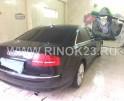 Audi A8 седан 2008 г. бензин 4.2 л АКПП полный привод
