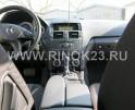 Mercedes-Benz C180 седан 2010 г. бензин турбо 1.8 АКПП