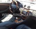 Mercedes-Benz CLK-класс 2002 Купе