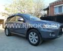 Mitsubishi Outlander кроссовер 2011 г. полный привод бензин 2.4 л вариатор