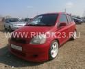 Toyota  Vitz 2001 Хетчбэк Усть-Лабинск
