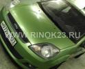 Ford Fiesta хетчбэк 2008 г. бензин 1.6 л МКПП
