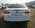 Ford Focus 2012 Седан Усть-Лабинск