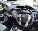 Toyota Prius (AQUA) хетчбэк 2012 г. гибрид, бензин 1.5 л АКПП