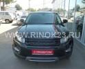 Land Rover Range Rover Evoque 2011 кроссовер 4WD бензин 2.0 л АКПП Краснодар