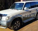 Toyota Land Cruiser Prado 2000 г. 4WD ГАЗ/бензин 3.0 л МКПП Краснодар
