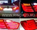 Тюнинг фонари задние (стоп-сигнал) для Toyota Camry V50  V55