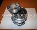 Р/к компрессора (цилиндр,поршень в сб.,кольца)