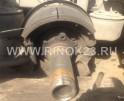 Daf ati переднее крепление тормозных колодок задняя