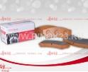 Колодки тормозные передние FR TOYOTA COROLLA/SPRINTER/RAUM/SPACIO/CALDINA