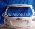Крышка багажника б.у на Chevrolet TrailBlazer
