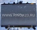 Радиатор охлаждения двигателя KIA RIO 2 с АКПП в Краснодаре