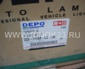 Фара прав на KIA Picanto под корректор (Depo)/Киа Пиканто 2004-08