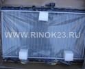 Радиатор охлаждения двигателя Kia Rio 2000-2002 г. с АКПП в Краснодаре