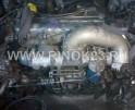 двигатель FE6 Nissan Diesel