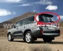 Стекло заднее с обогревом на внедорожник TOYOTA LAND CRUISER (Тойота Лэнд Крузер) 2007 г.