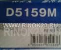 Задние тормозные колодки дисковые с датчиком износа HONDA CR-V Краснодар