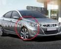 Крыло переднее Hyundai Solaris Краснодар