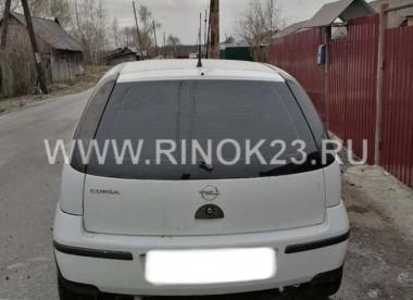 Opel Corsa 2003 Хетчбэк Тбилисская