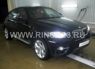 BMW X6 2010 Внедорожник