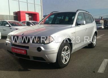 BMW X3 2005 Кроссовер