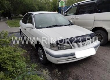 Toyota Corsa 1998 Седан Усть Лабинск