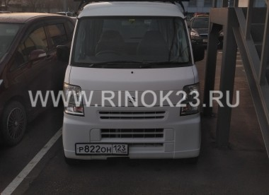 Suzuki Every 2010 Микроавтобус Краснодар