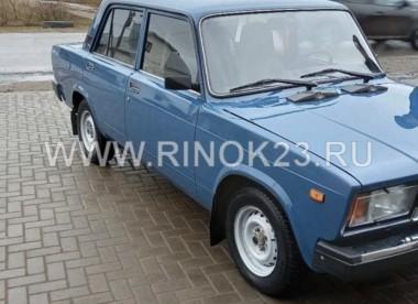ВАЗ (LADA) 21070 2001 Седан Каневская