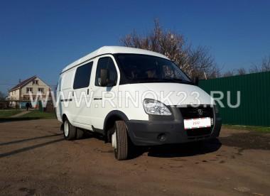 ГАЗ 2705 Газель фургон 2012 г. бензин 2.9 л МКПП