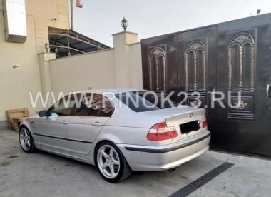 BMW 318i 2000 Седан Васютинская