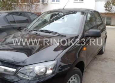 ВАЗ (LADA) Калина хетчбэк 2014 г. бензин 1.8 л МКПП Краснодар