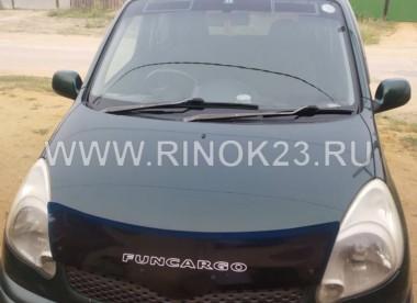 Toyota Funcargo 2003 Минивэн Курчанская