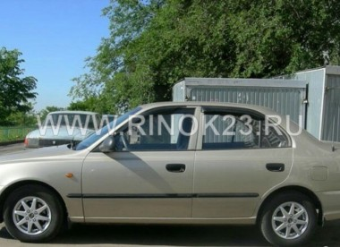 Hyundai Accent седан 2007 г. бензин 1.5 л МКПП Краснодар