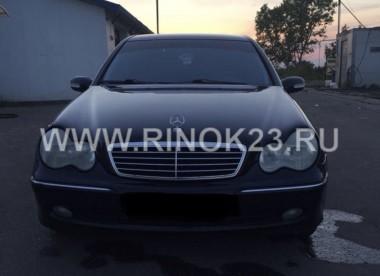 Mercedes-Benz C200 2003 Седан Абинск